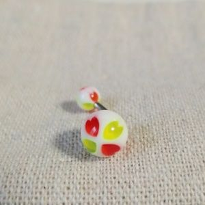 Jewelry - Belly Button Bead Ring Piercing